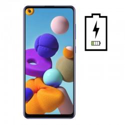 Cambiar Batería Samsung A21s