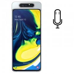 Cambiar Micrófono Samsung A80