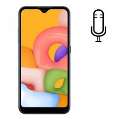 Cambiar Micrófono Samsung A01