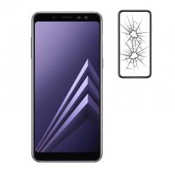 Cambiar Pantalla Samsung A8...