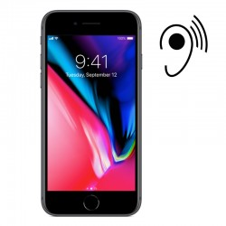 Cambiar Auricular iPhone 8