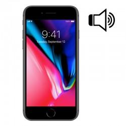 Cambiar Altavoz iPhone 8