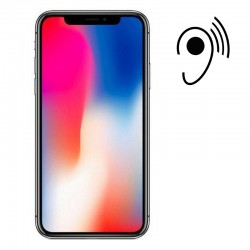 Cambiar Auricular iPhone X