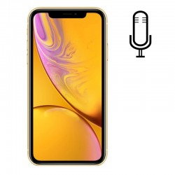 Cambiar Micrófono iPhone XR