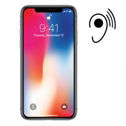 Cambiar Auricular iPhone XS