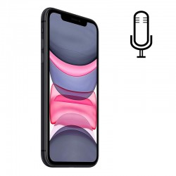 Cambiar Micrófono iPhone 11