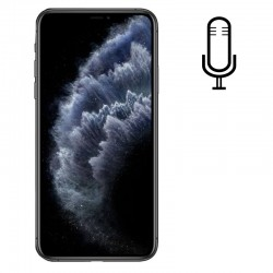 Cambiar Micrófono iPhone 11...