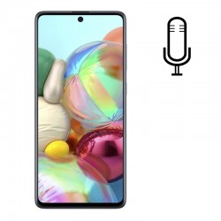 Cambiar Micrófono Samsung A71
