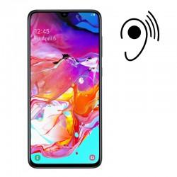 Cambiar Auricular Samsung A70