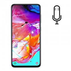Cambiar Micrófono Samsung A70