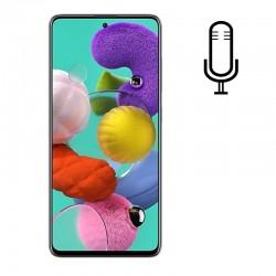 Cambiar Micrófono Samsung A51