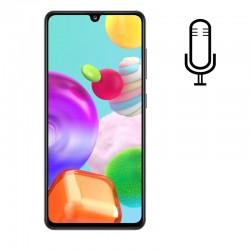 Cambiar Micrófono Samsung A41