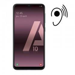 Cambiar Auricular Samsung A10