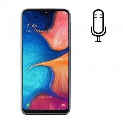 Cambiar Micrófono Samsung A20E