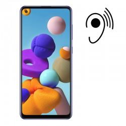 Cambiar Auricular Samsung A21s