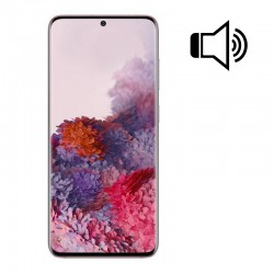 Cambiar Altavoz Samsung S20...