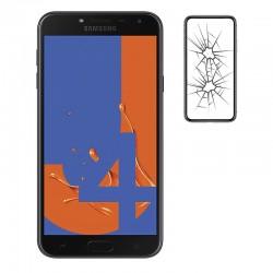 Cambiar Pantalla Samsung J4...