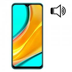 Cambiar Altavoz Xiaomi Redmi 9