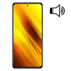 Cambiar Altavoz Xiaomi Poco X3