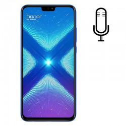 Cambiar Micrófono Honor 8X