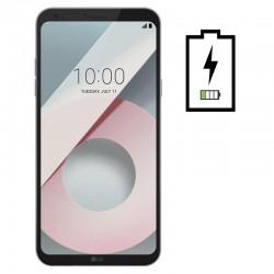 Cambiar Batería LG Q6