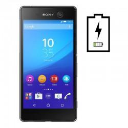 Cambiar Batería Sony Xperia M5